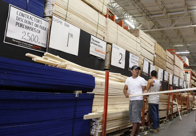 Us Lumber Prices To Rise As Increased Us House Building