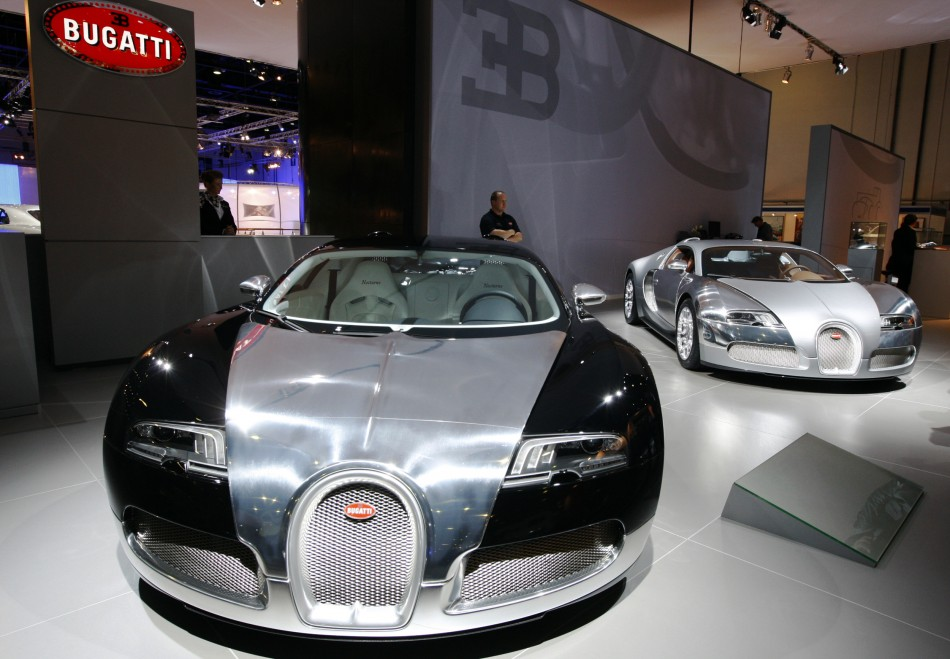 12 Best Luxury Cars Under 50 000 For 2018: Most Expensive Cars In The World [PICTURES]
