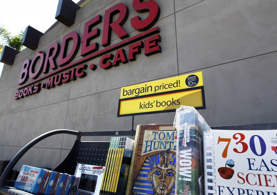 Borders Closing: Why the Bookstore Chain Failed