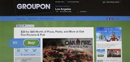 Discount coupon sites like groupon
