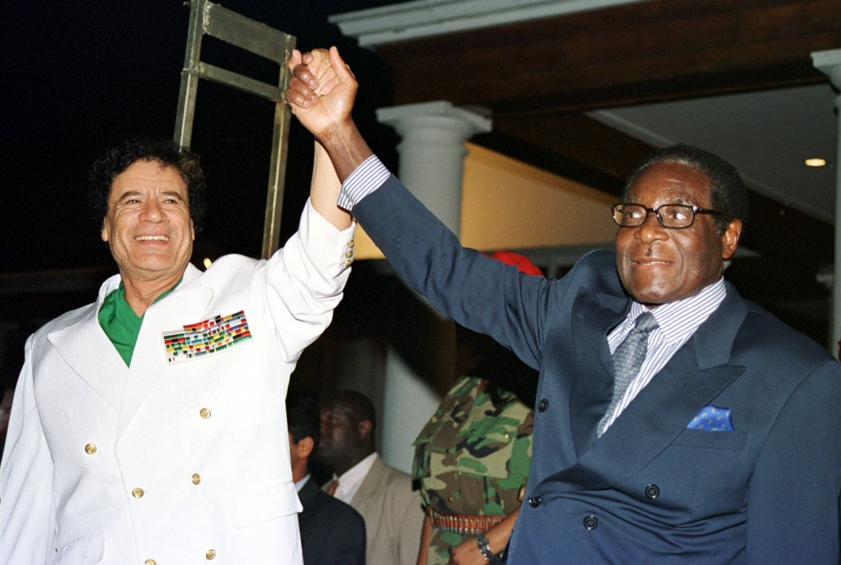 The United States Of Africa Mugabe Calls For Formation