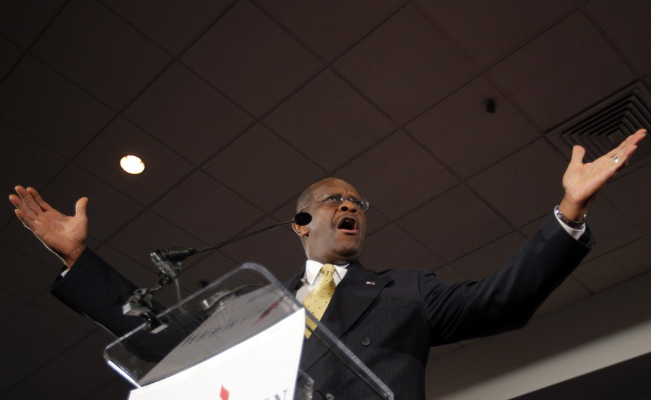 Herman Cain Gets Secret Service Protection on Campaign Trail
