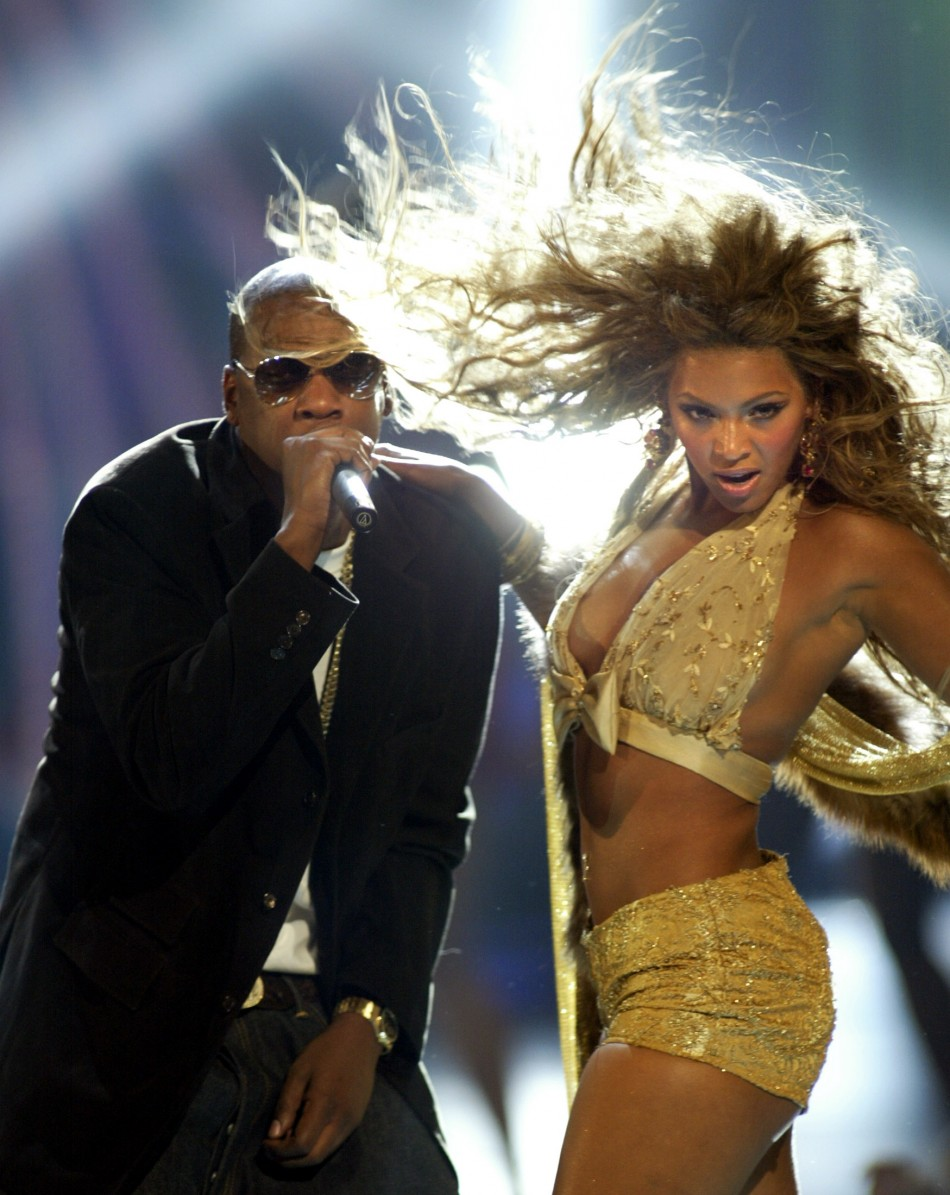 Jay Z And 50 Cent: Beyonce And Jay-Z Baby: A Look At Music's Royal Couple