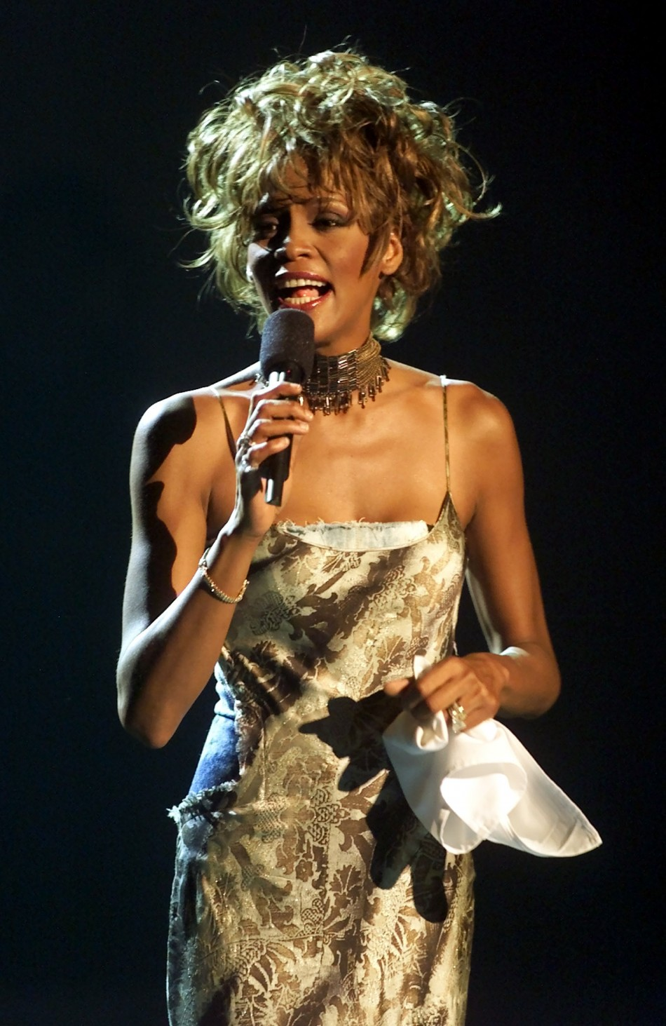 A Whitney Houston Song Just Dropped—7 Years After Her