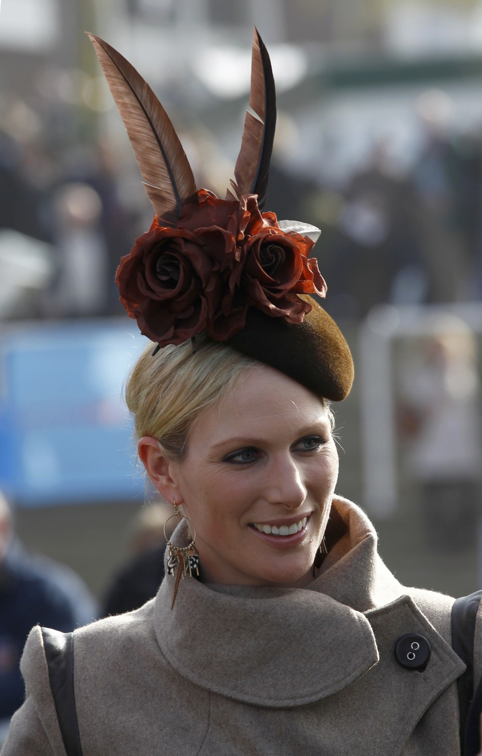 Cheltenham Festival 2012 Ladies Day Sees Neat Hats From