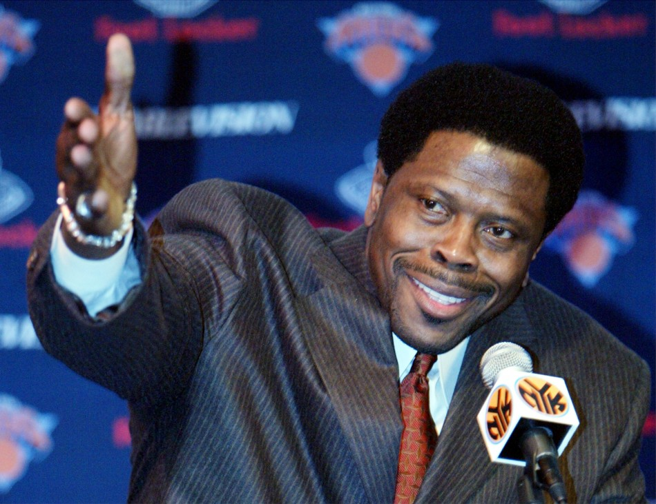 Patrick Ewing Teams Up with Michael Jordan: Hired By ...