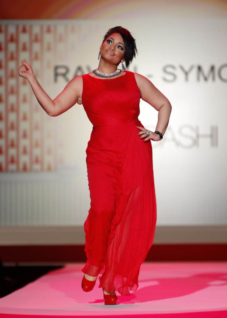 Raven Symone Before And After Weight Loss Raven Symone Flaunts D...