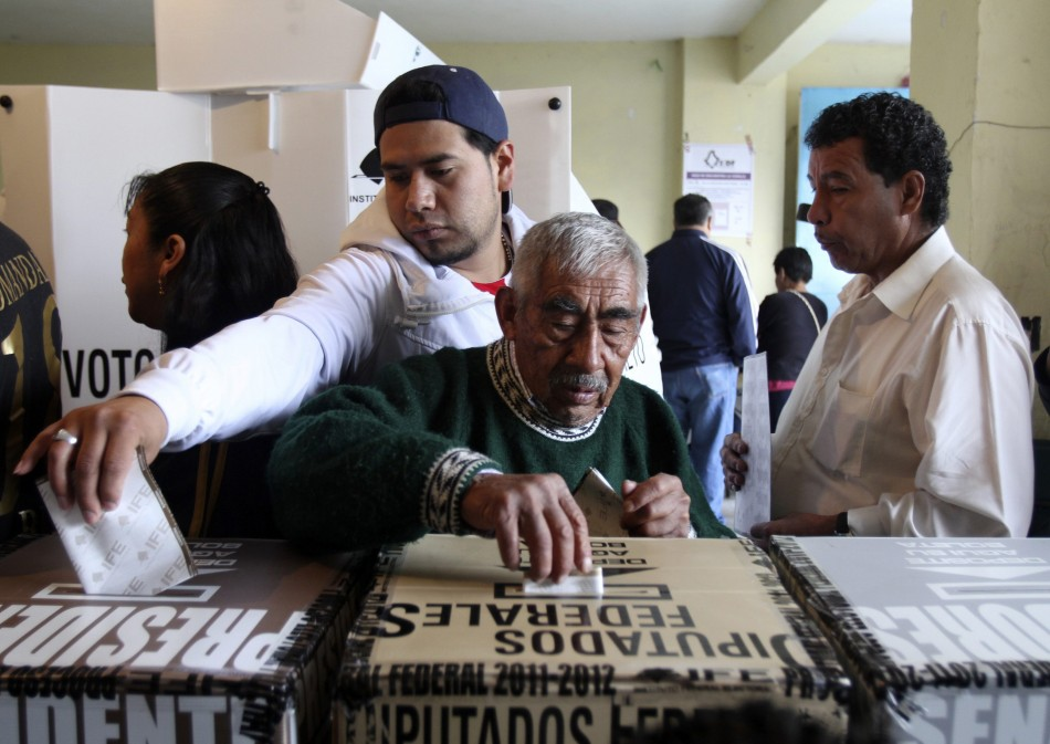 mexican americans and presidential elections A new poll of likely hispanic voters in the 2016 presidential election shows strong support for the two candidates seen as potential democratic nominees: former.