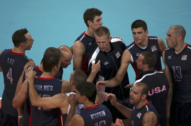 USA Mens Volleyball Vs Italy Watch Live Stream Online