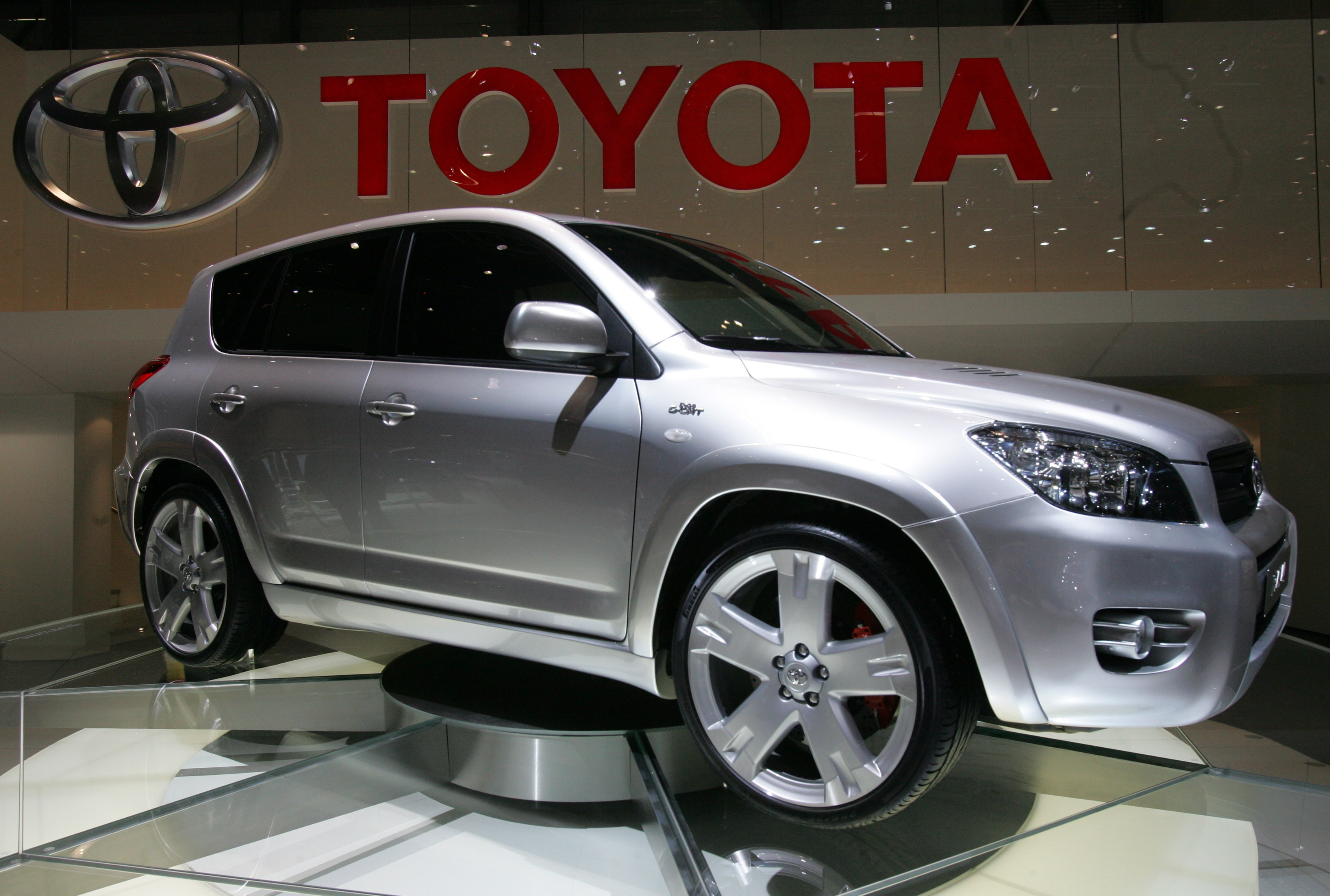 Toyota Motor Corporation Production Maker Of Camry