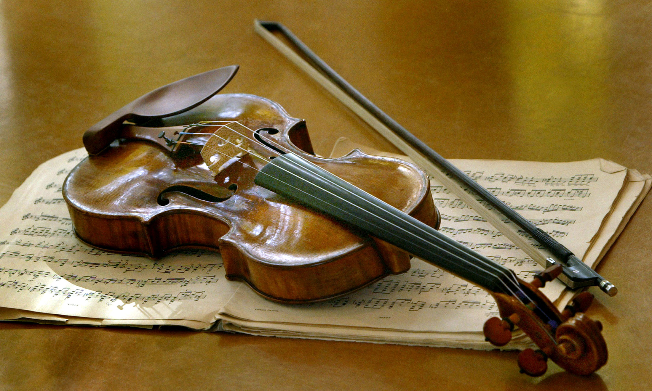 What Makes A Stradivarius A, Well, Stradivarius? New Clues To ...