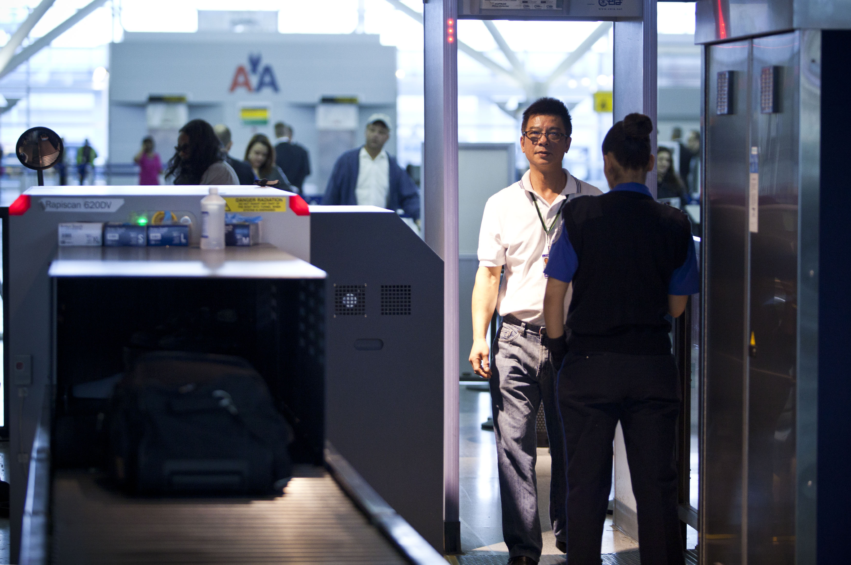 profiling at us airports after 9 11 Keywords: american identity 9/11 ethnic profiling public opinion  recent chair  of the house committee on homeland security, urged airport.
