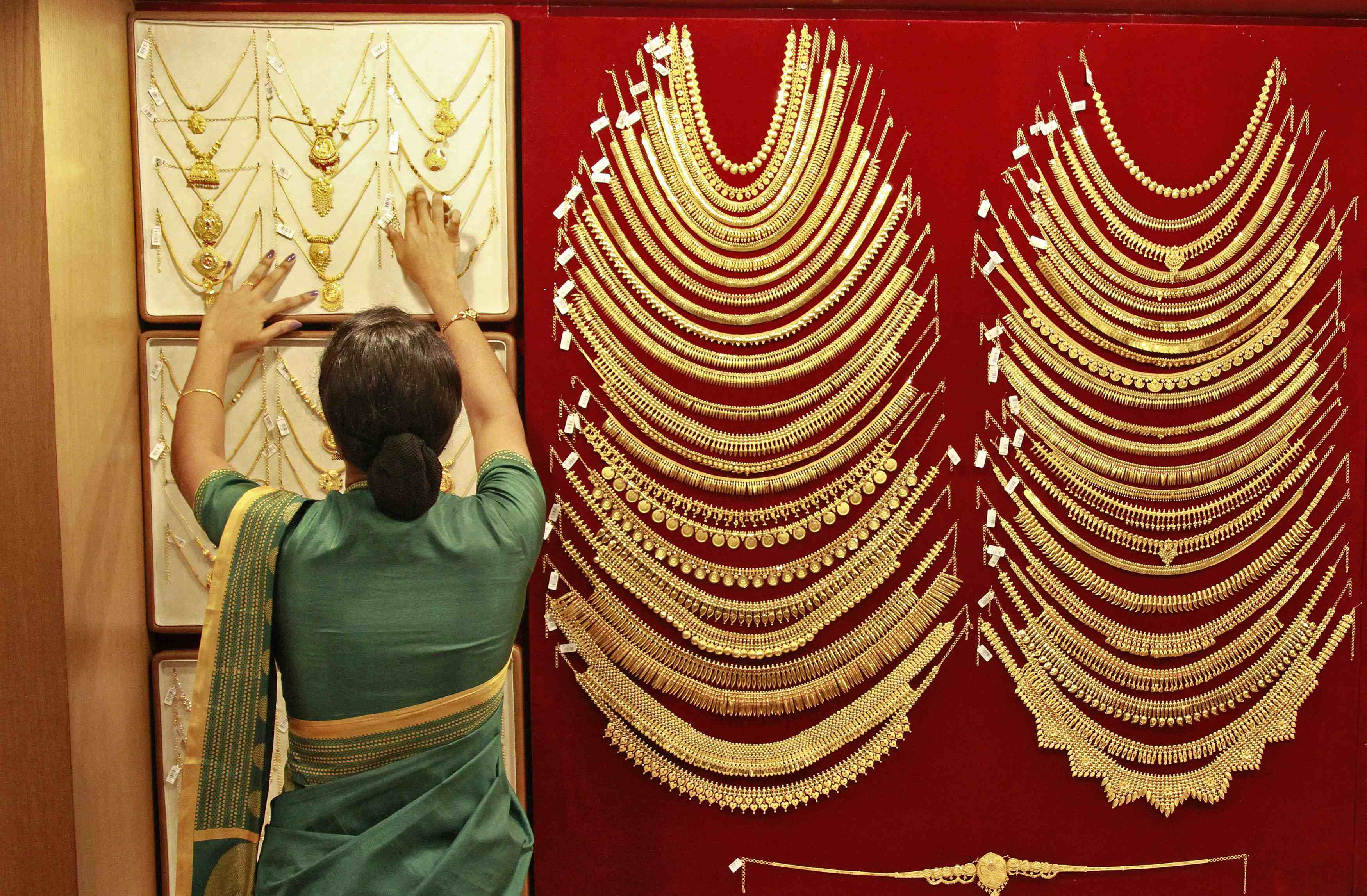 Gold Lacks Physical Support From Emerging Markets Demand From – Jewelry Buyer Jobs