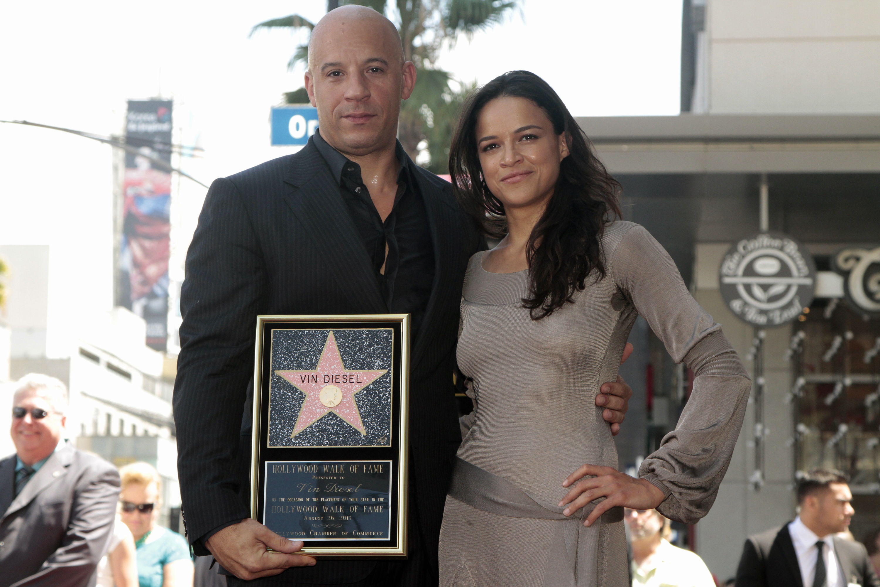 are vin diesel and michelle rodriguez dating 2013