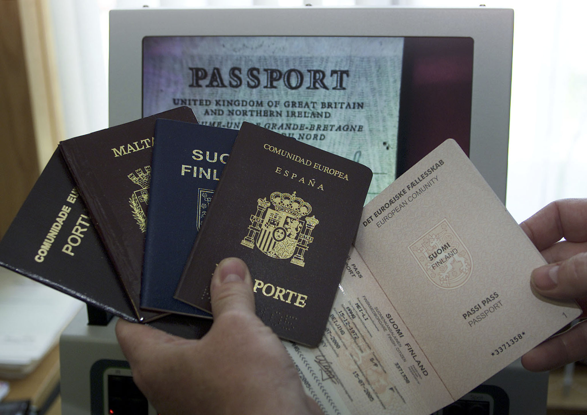 The Best Passports To Have For Unrestricted Travel Around The World  International Business Times
