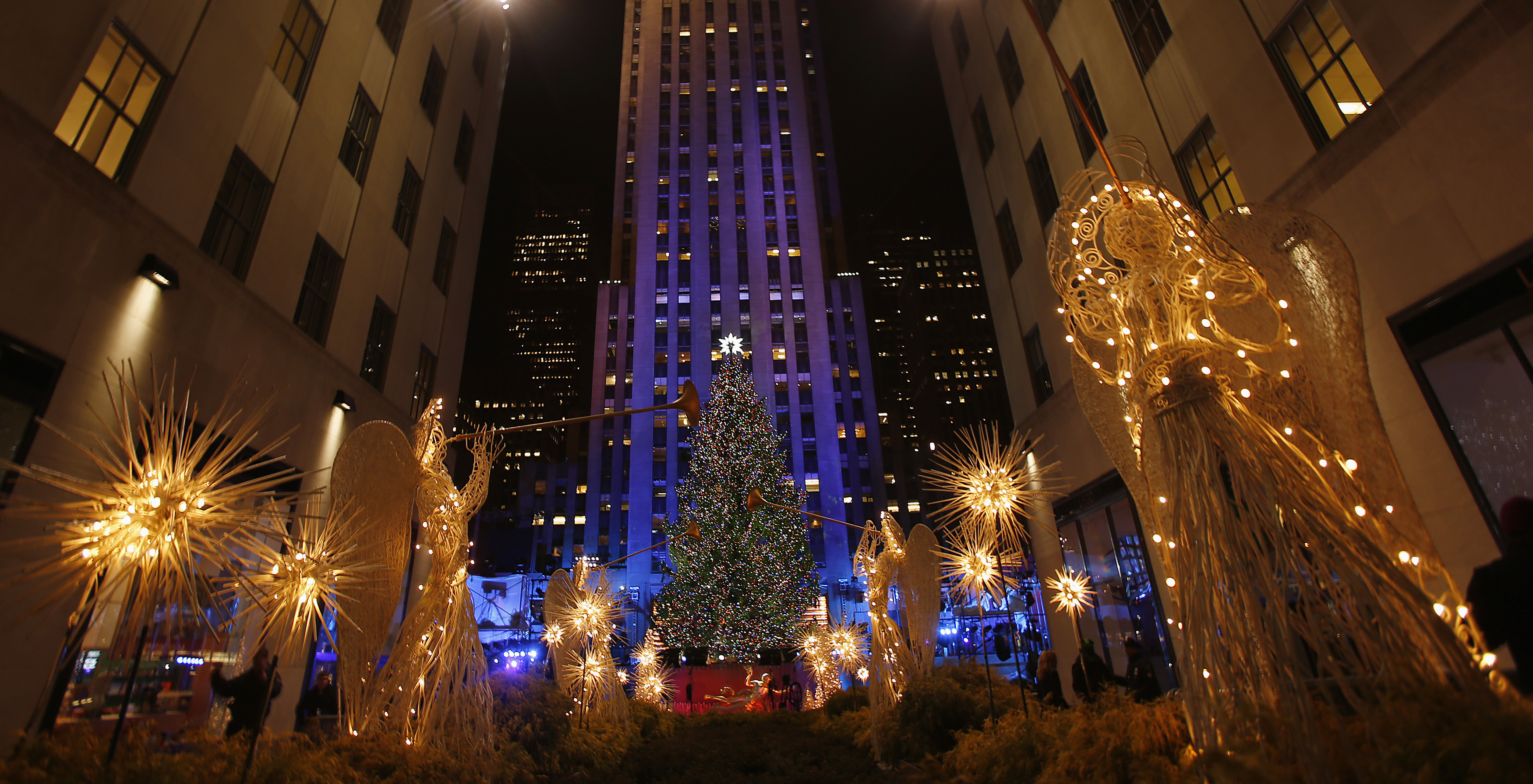 When Is The Lighting Of The Rockefeller Christmas Tree