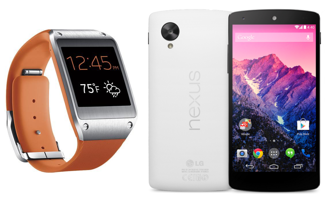 Nexus android smartwatch price in india