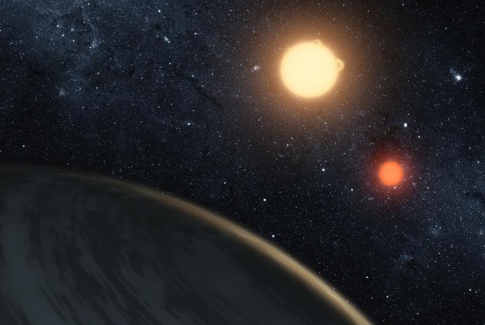 What planet did kepler study