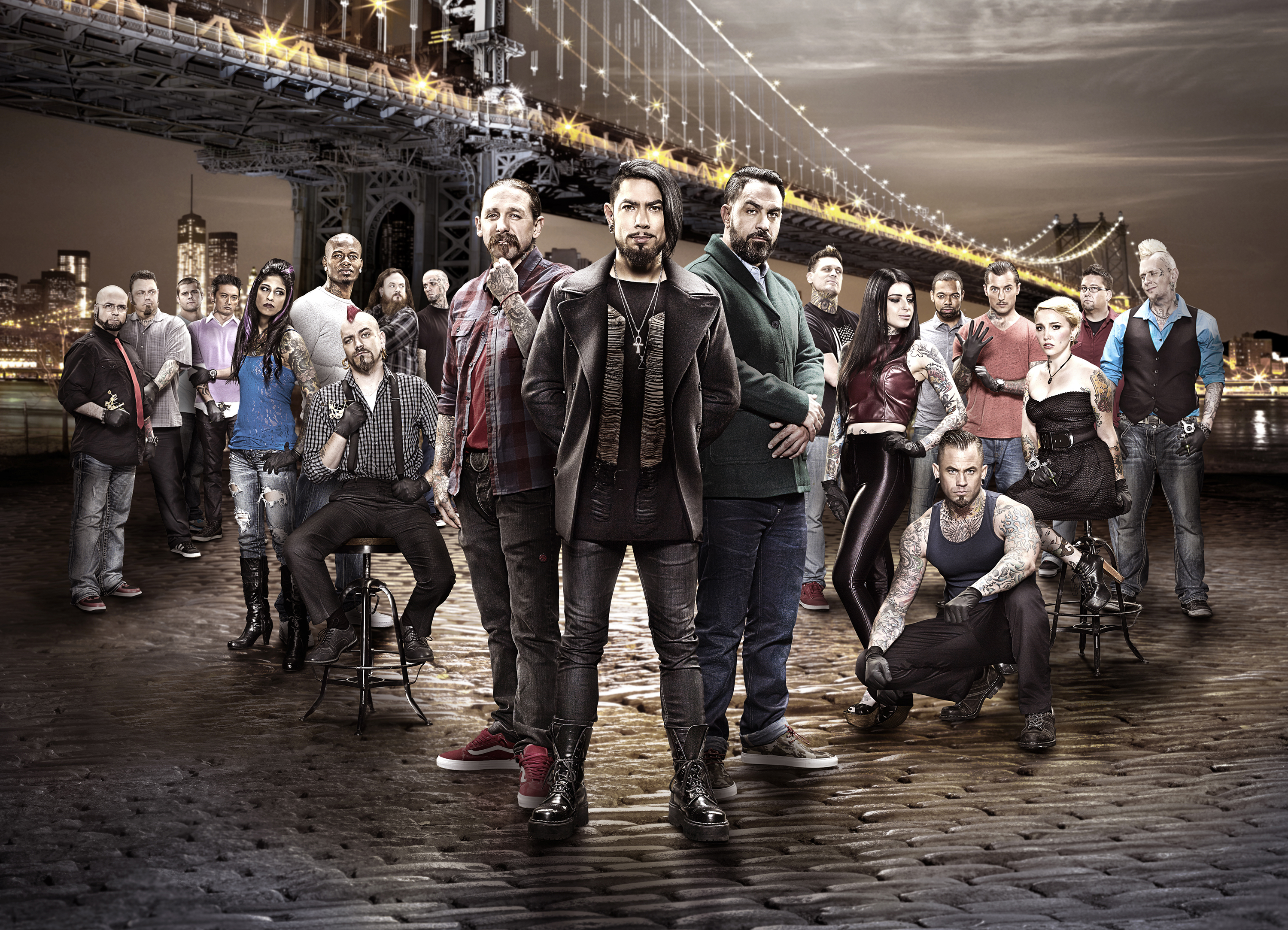 ink master meet the new artists