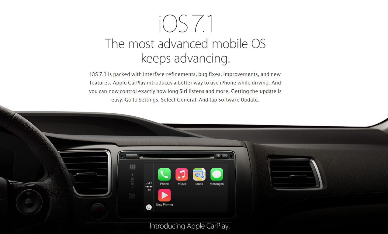 Apple iOS 7.1 Released: 3 Things To Know About The Update ...