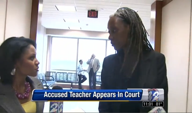 story about teacher who gives child lap dance in class