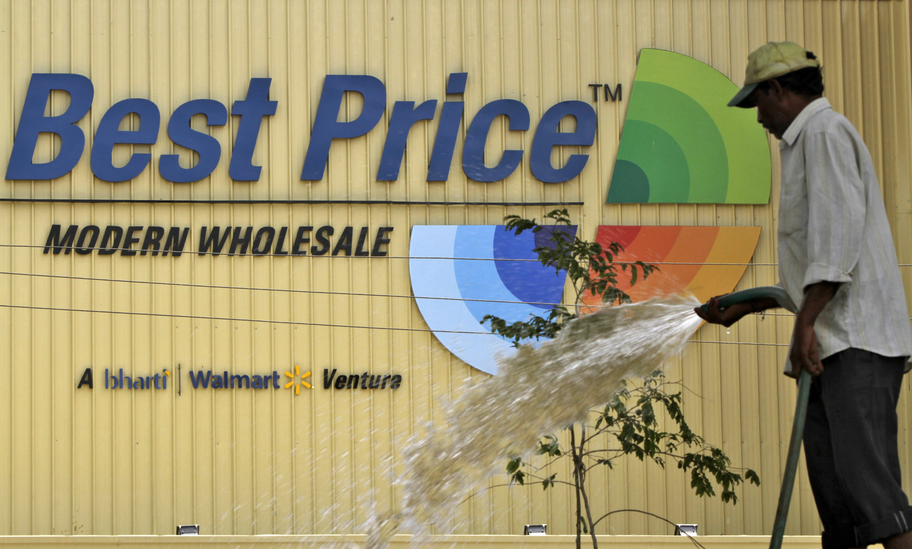Cool Wal Mart Paid Nearly To M to End Indian Partnership With Bharti Enterprises Incurred Loss Of M Annual Report