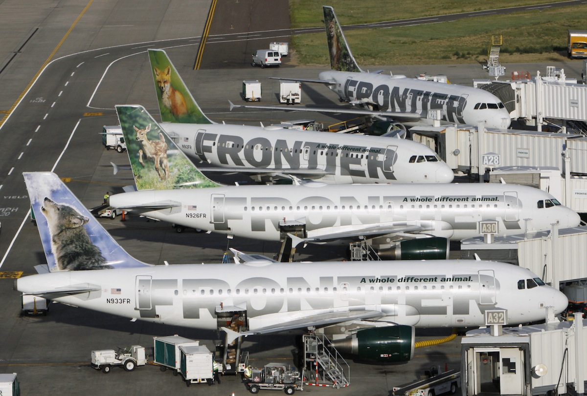 Frontier airlines seat assignment