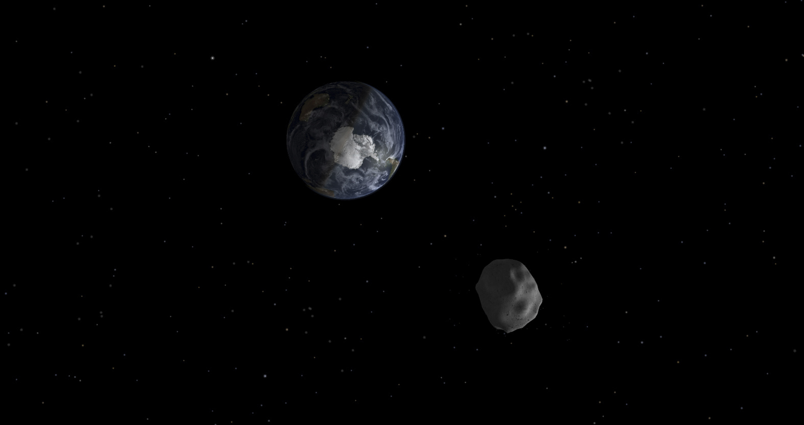 Asteroid 2014 HL129 Narrowly Misses Earth Just Days After ...