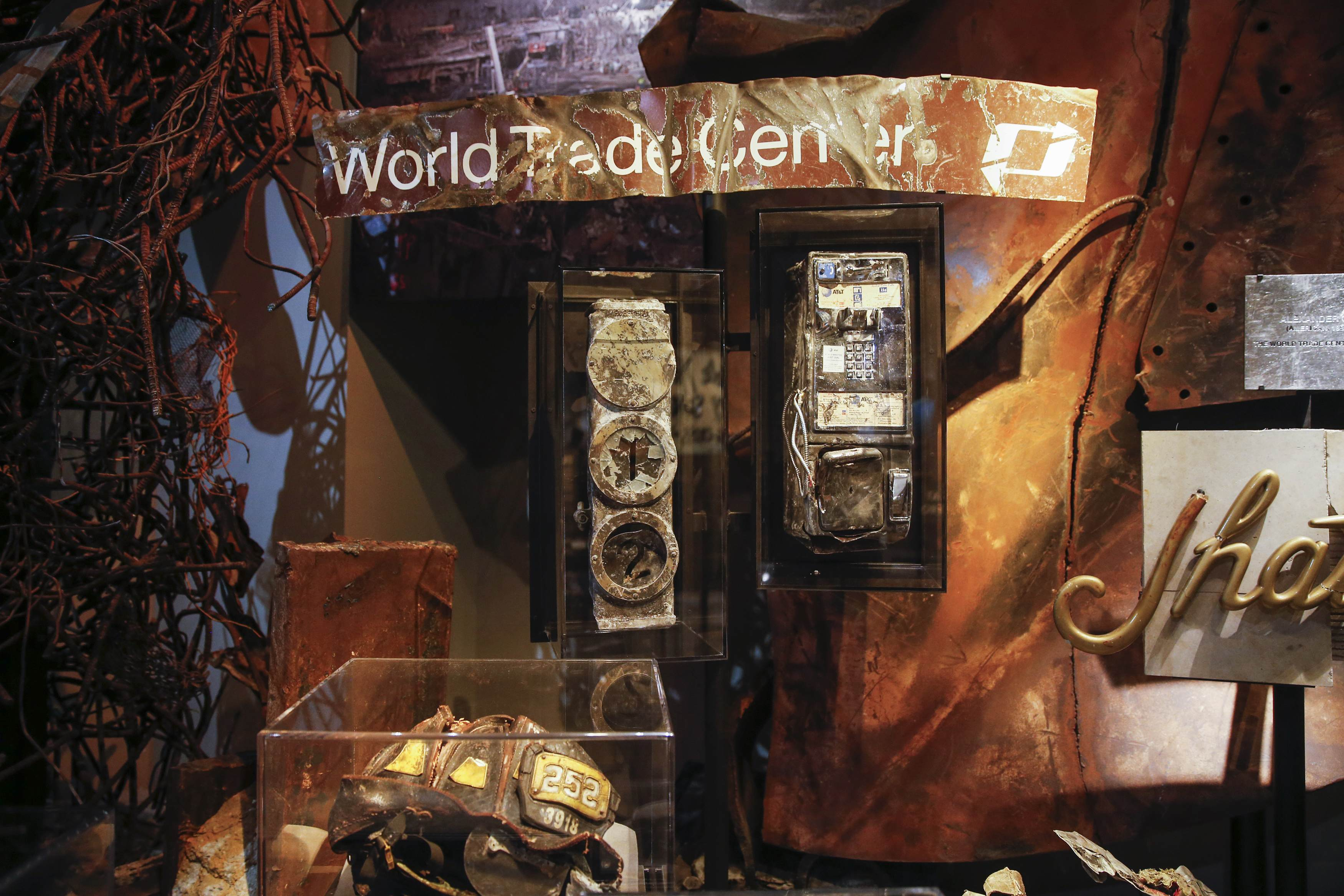 911 Memorial Museum Opening In Pictures A Closer Look At
