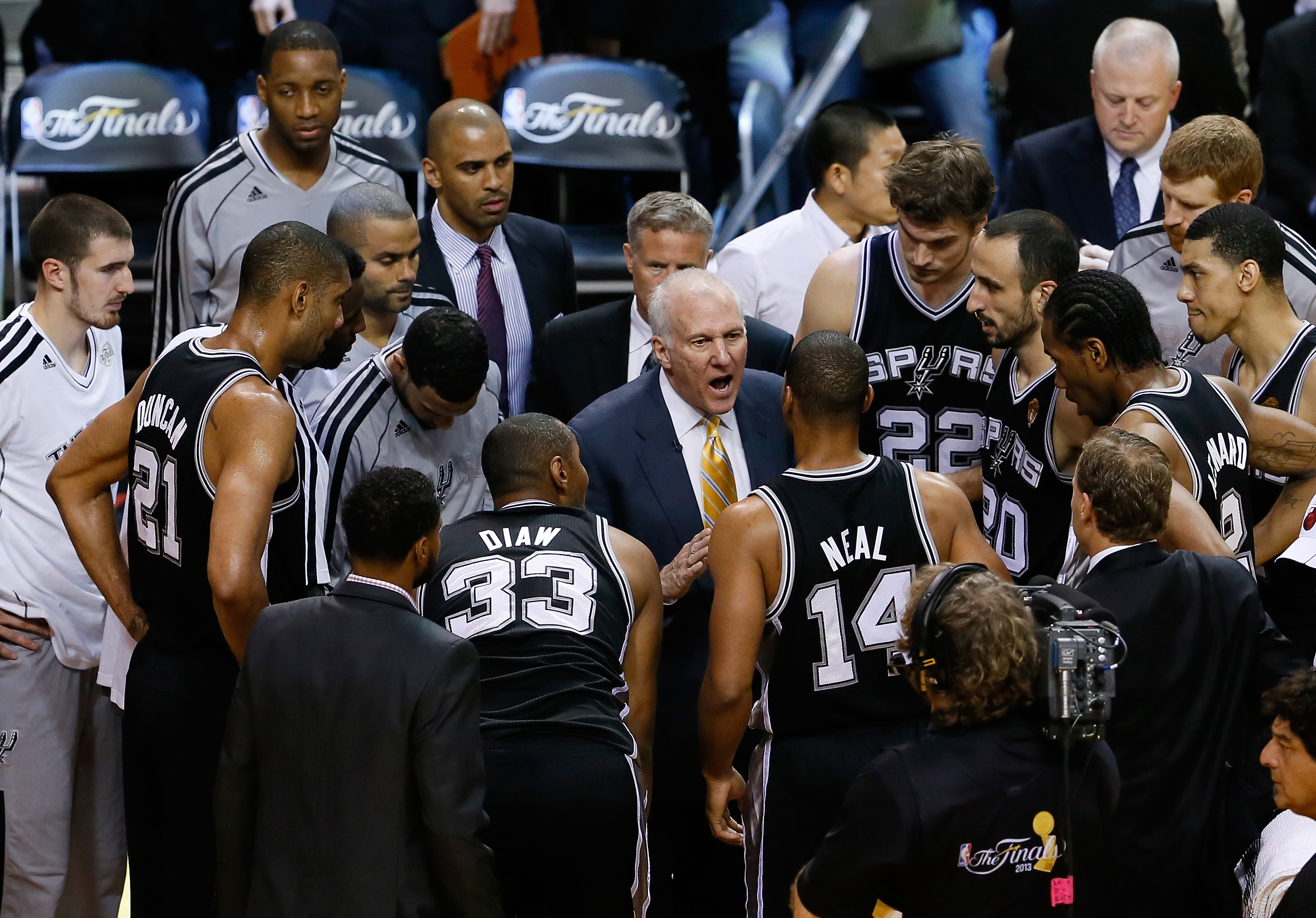 Nba Finals 2014 Spurs Operate Like A High Level Business