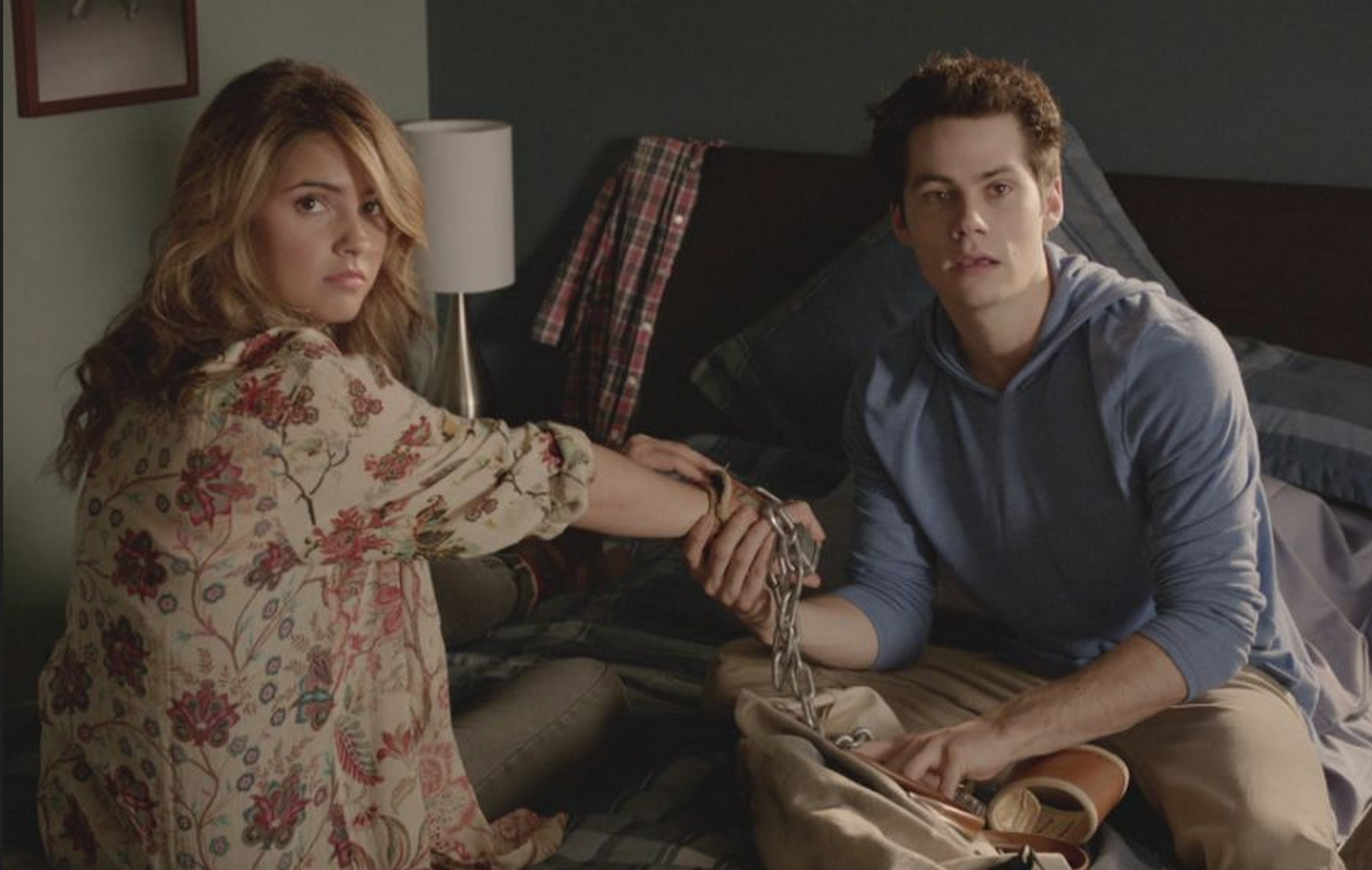 malia and stiles relationship help