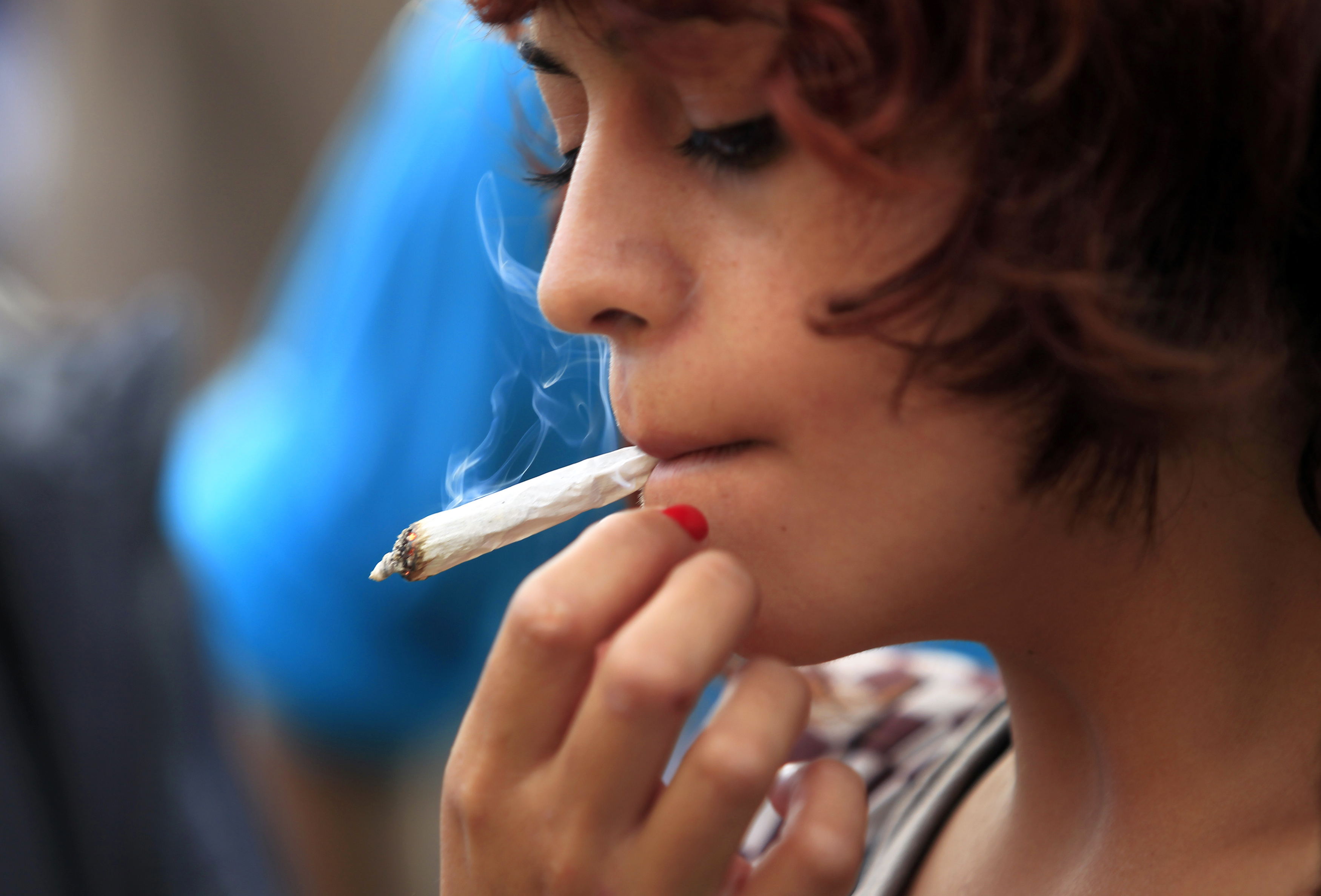Health issuses for teens who smoke