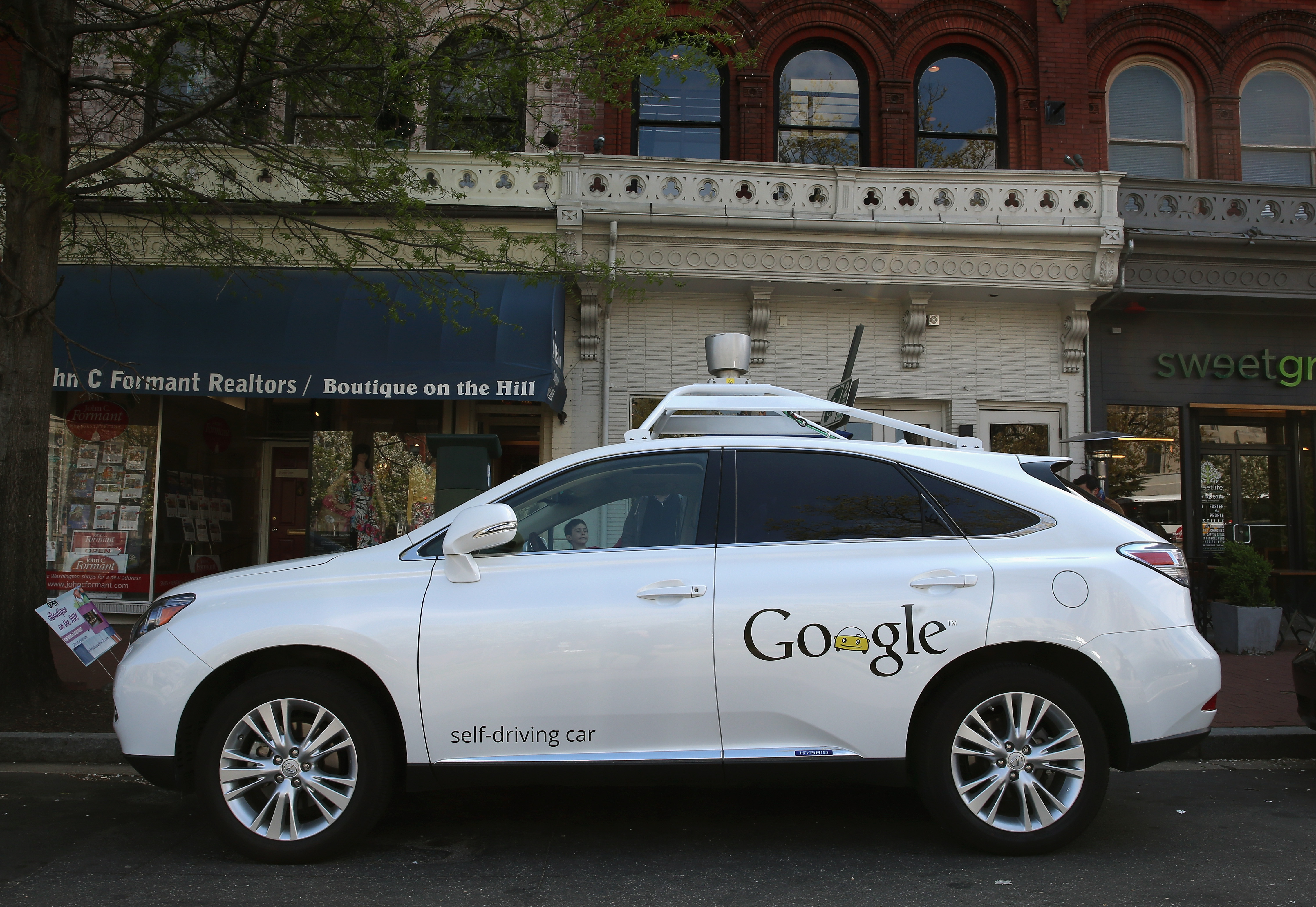 Self-Driving Cars: UK Sees Driverless Vehicles On British ...