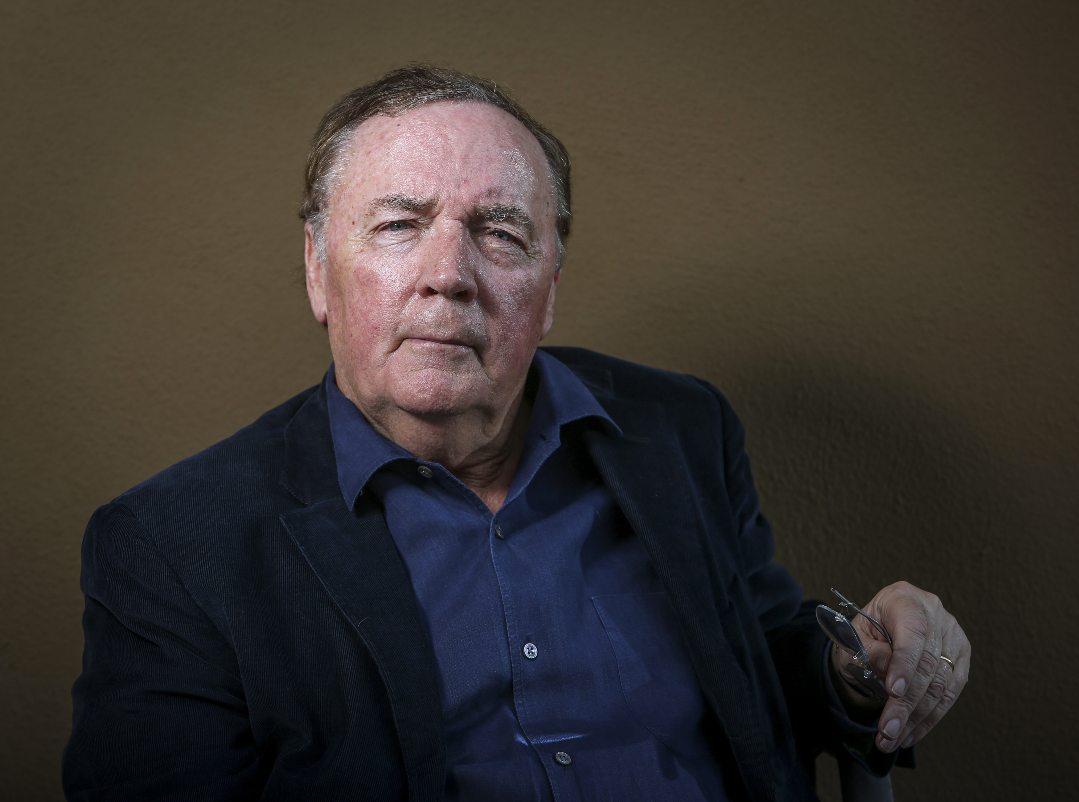 james patterson co writing agreement