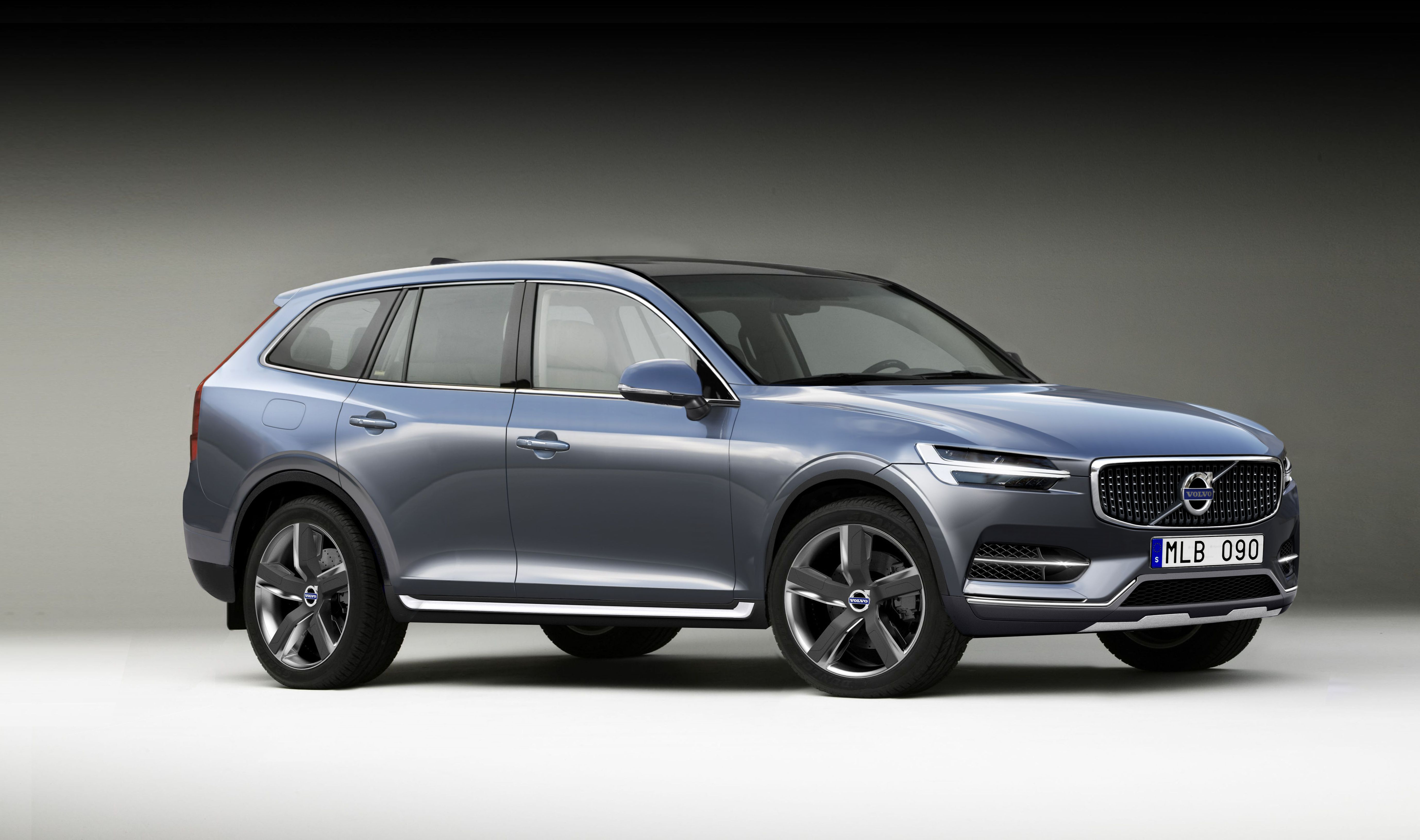 volvo xc90 release first model produced under chinese ownership will be revealed next week in. Black Bedroom Furniture Sets. Home Design Ideas