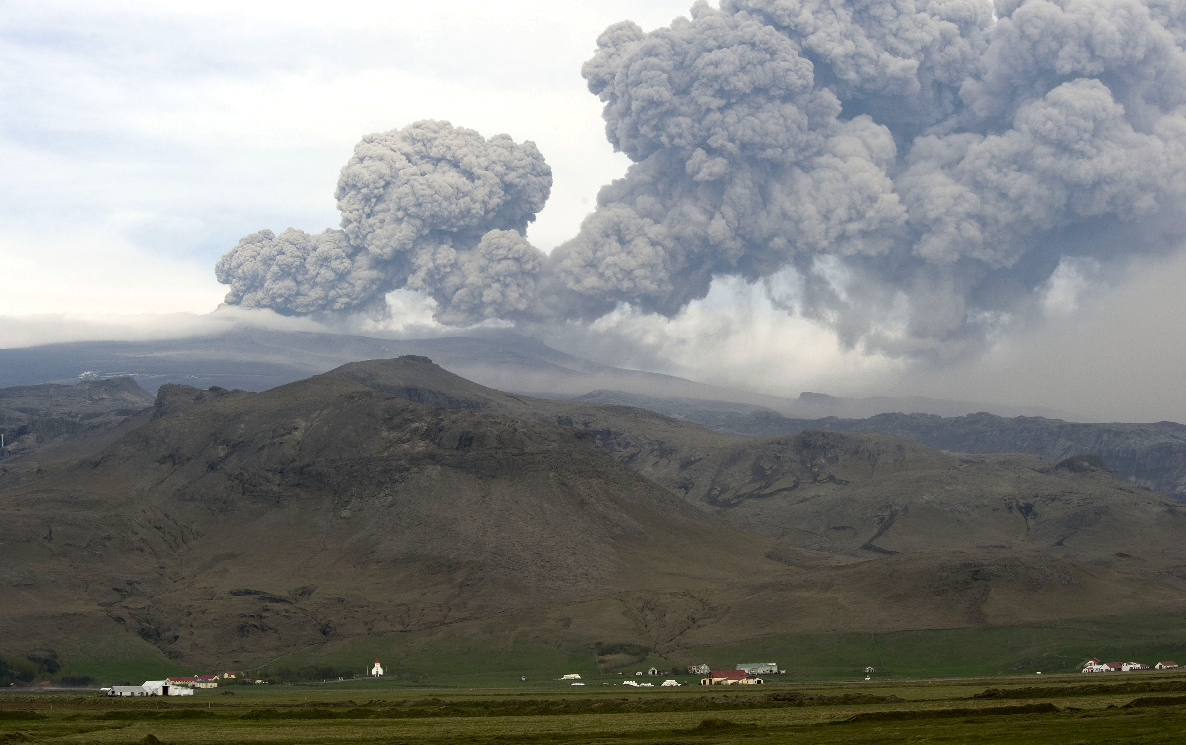 Bardarbunga Iceland S Largest Volcano At High Risk Of
