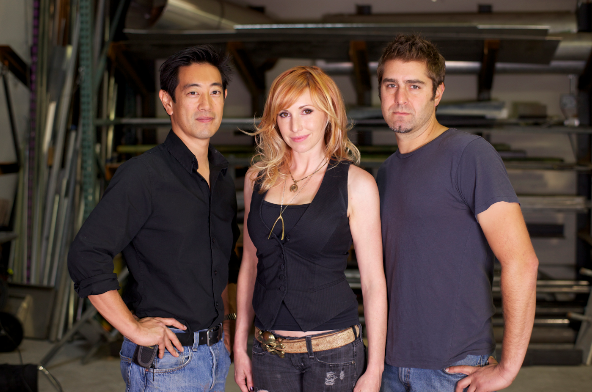 are tory and kari on mythbusters dating