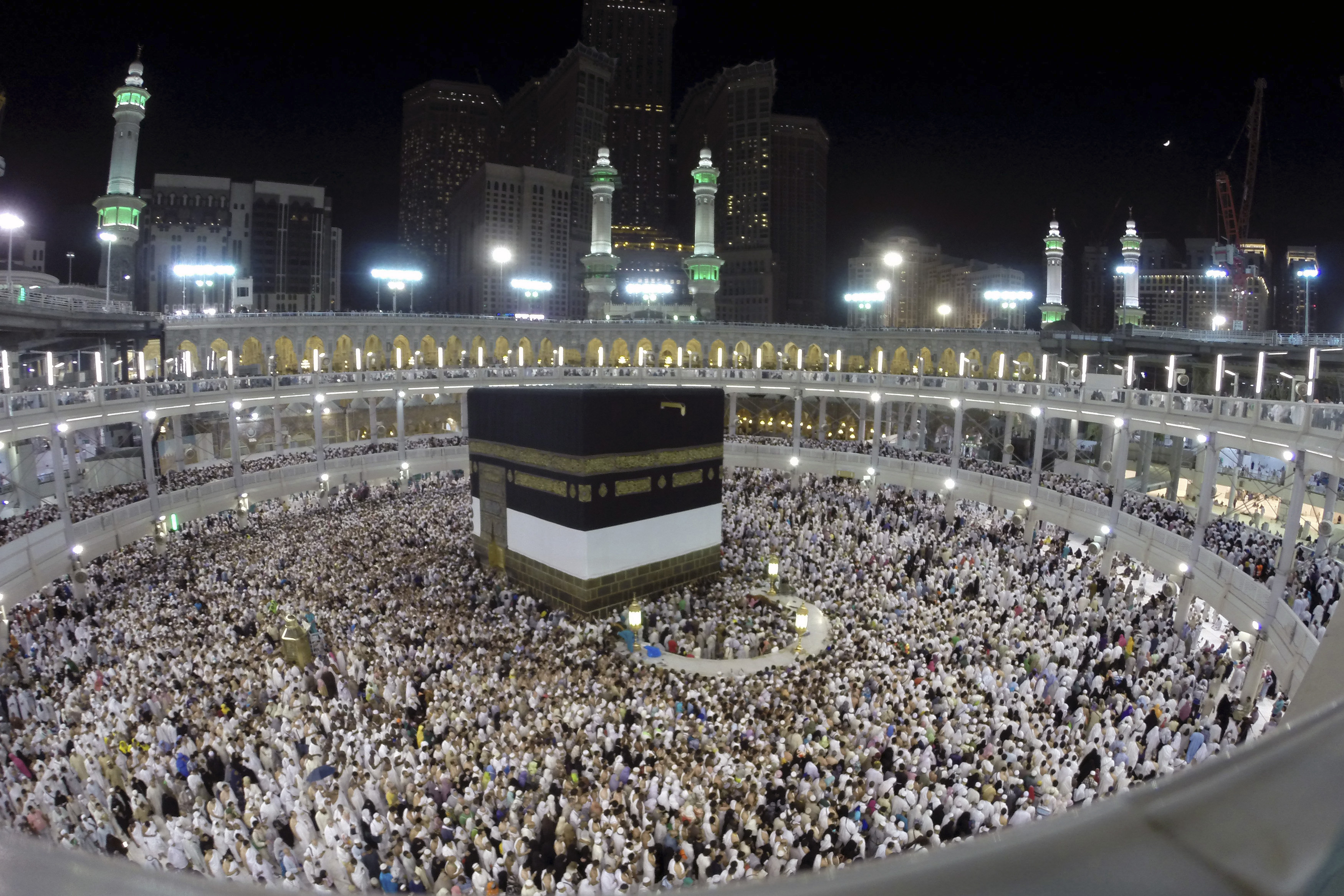 ... Kaaba? Blac... Five Pillars Of Islam Hajj