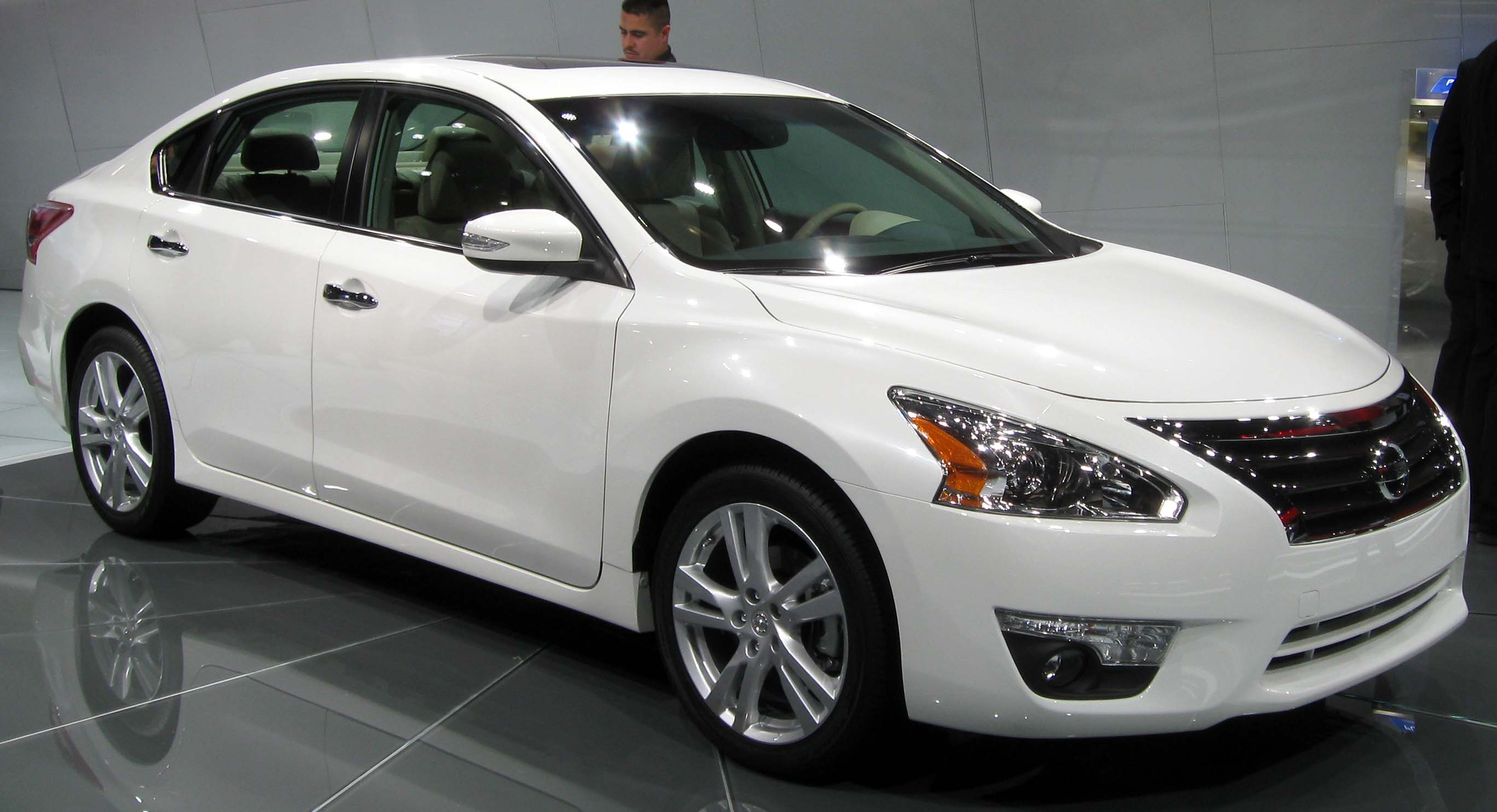 Auto Recalls: Hood Of Nissan Altima Could Pop Up While ...