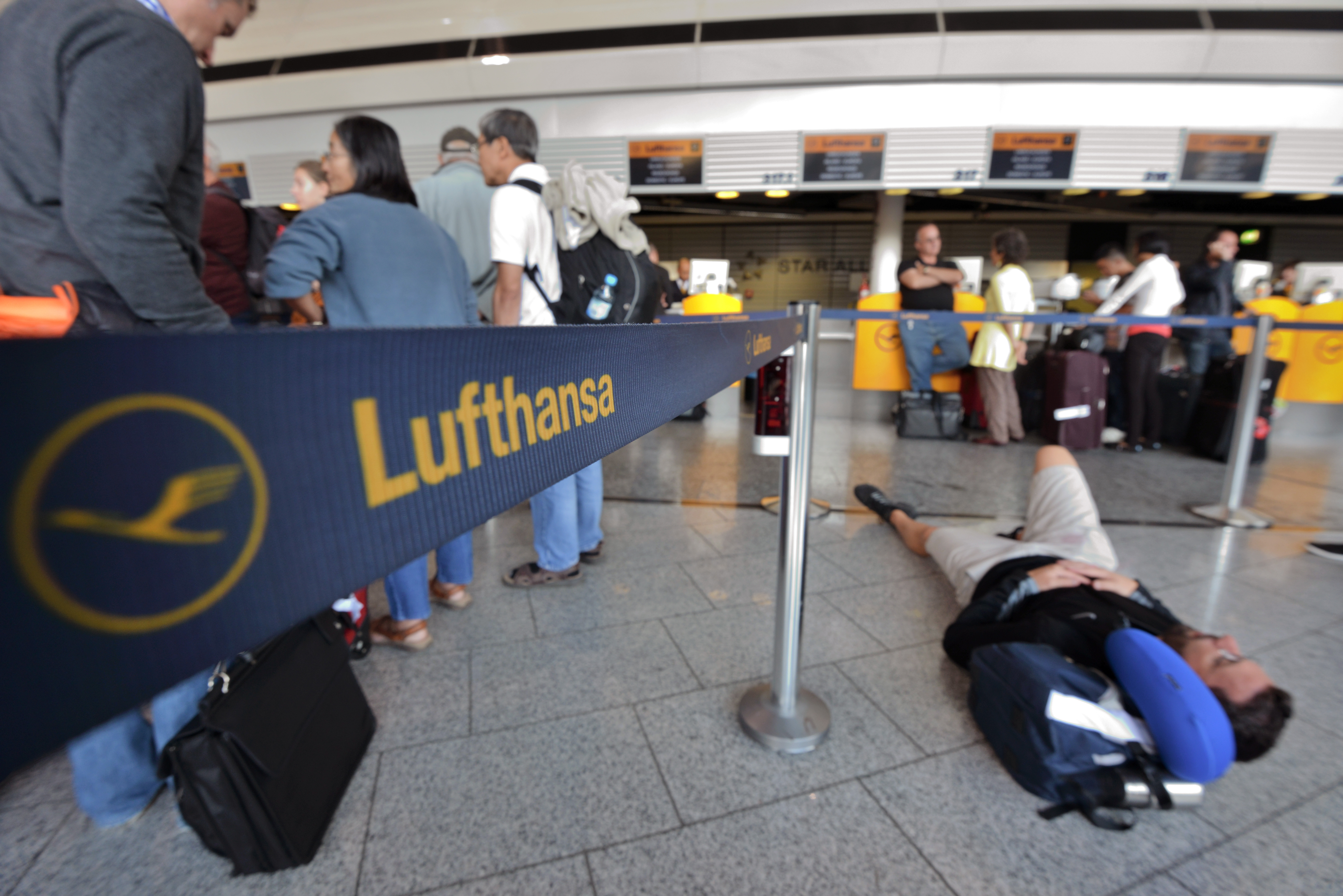 If your flight was canceled because of the lufthansa for Lufthansa direct flights to germany