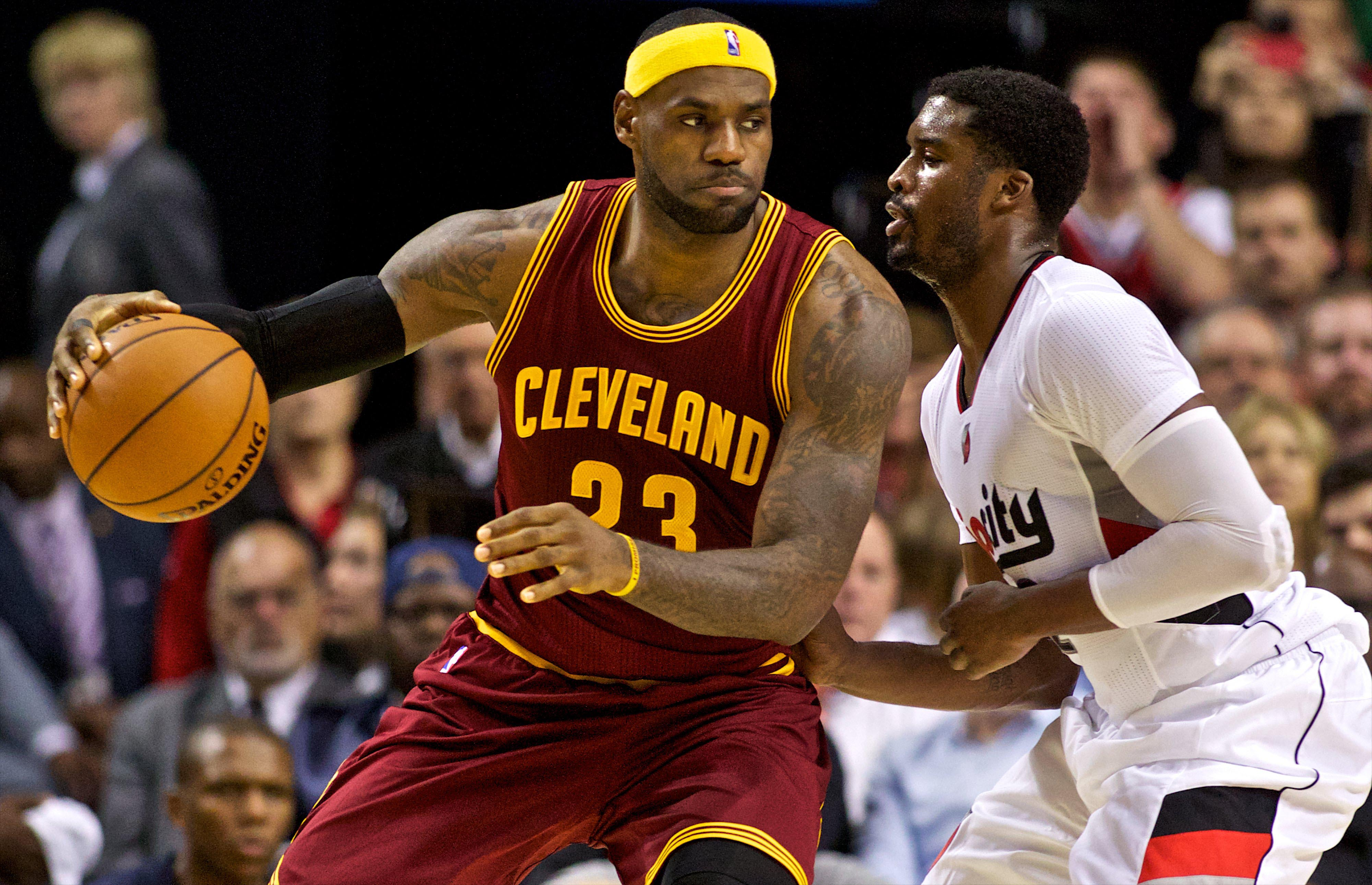 Is Affecting Loss: His Weight James Play? It Can LeBron