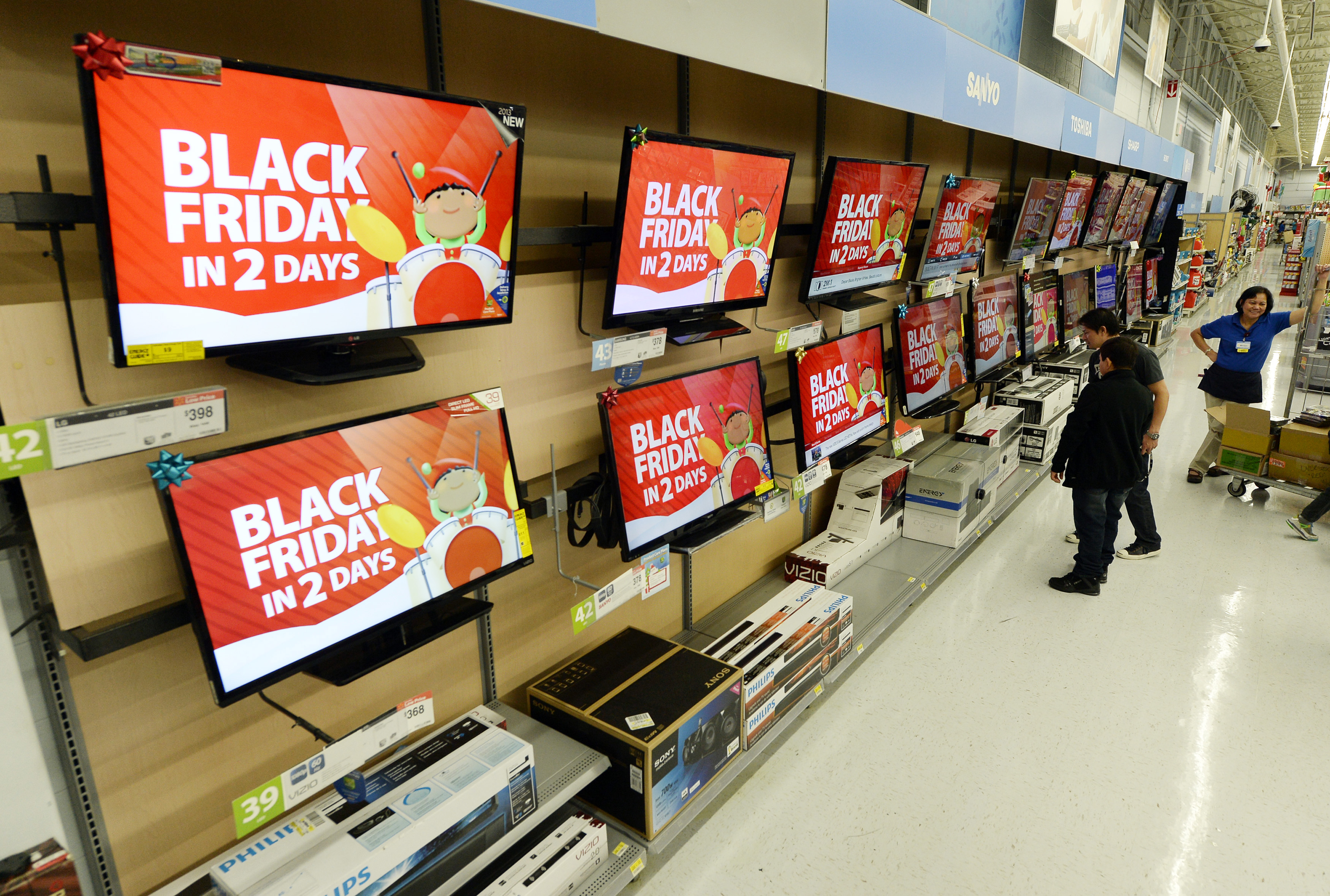Walmart Announces 'New Black Friday' With Deals Starting ...