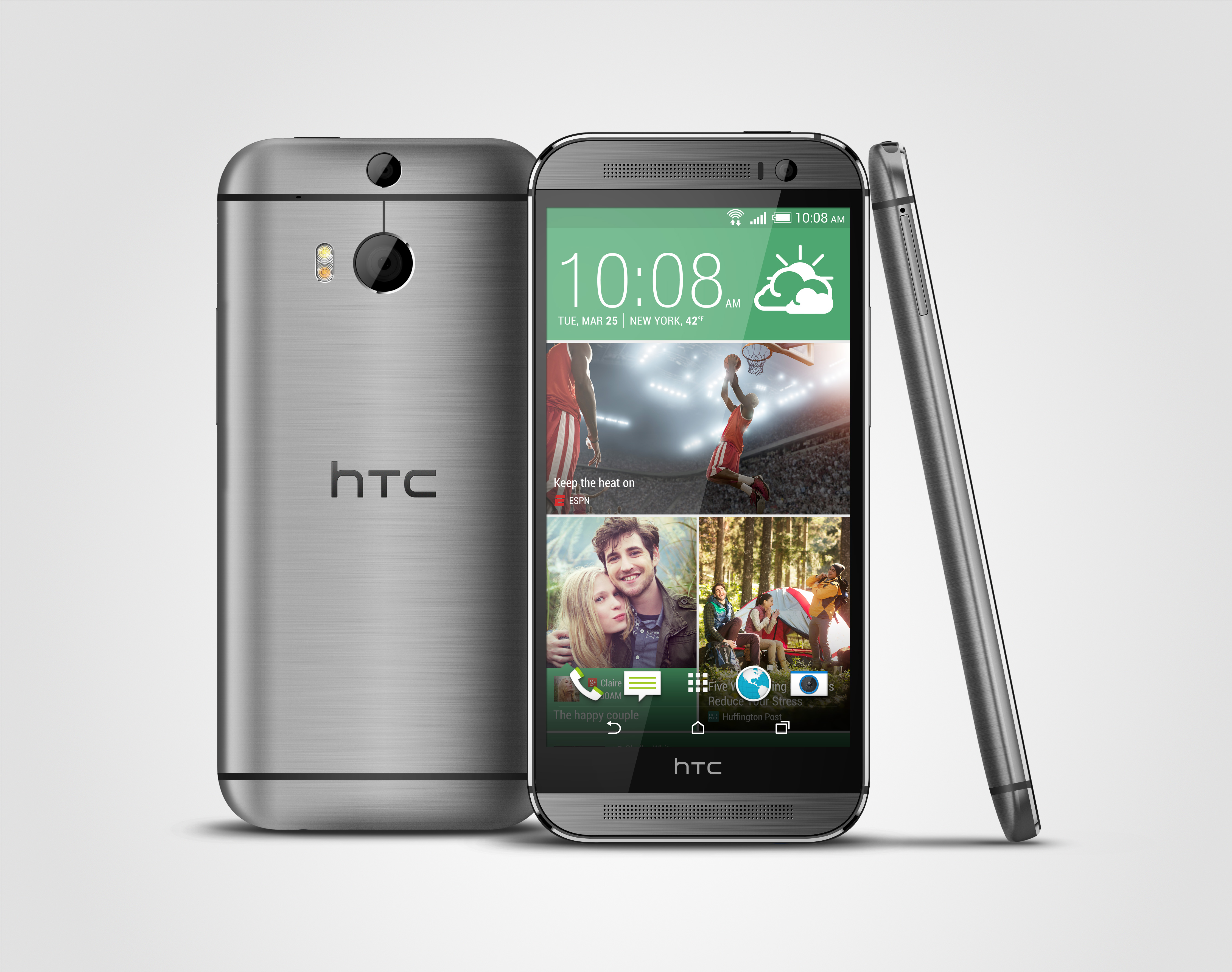 HTC One M8 Android M Update Will Bring Sense 7 UI