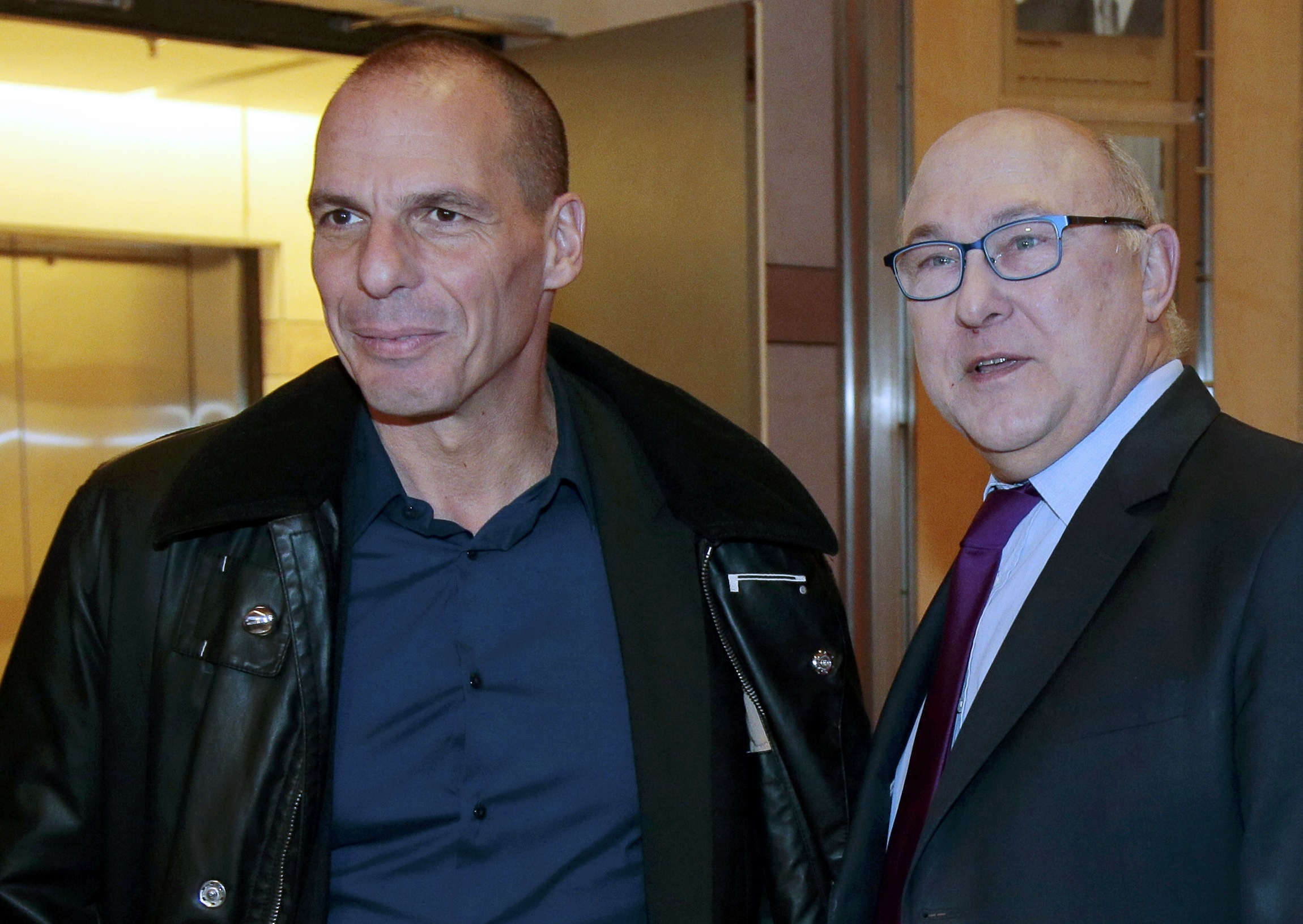 Greek Finance Minister Says Deal With EU Will Be Done ...