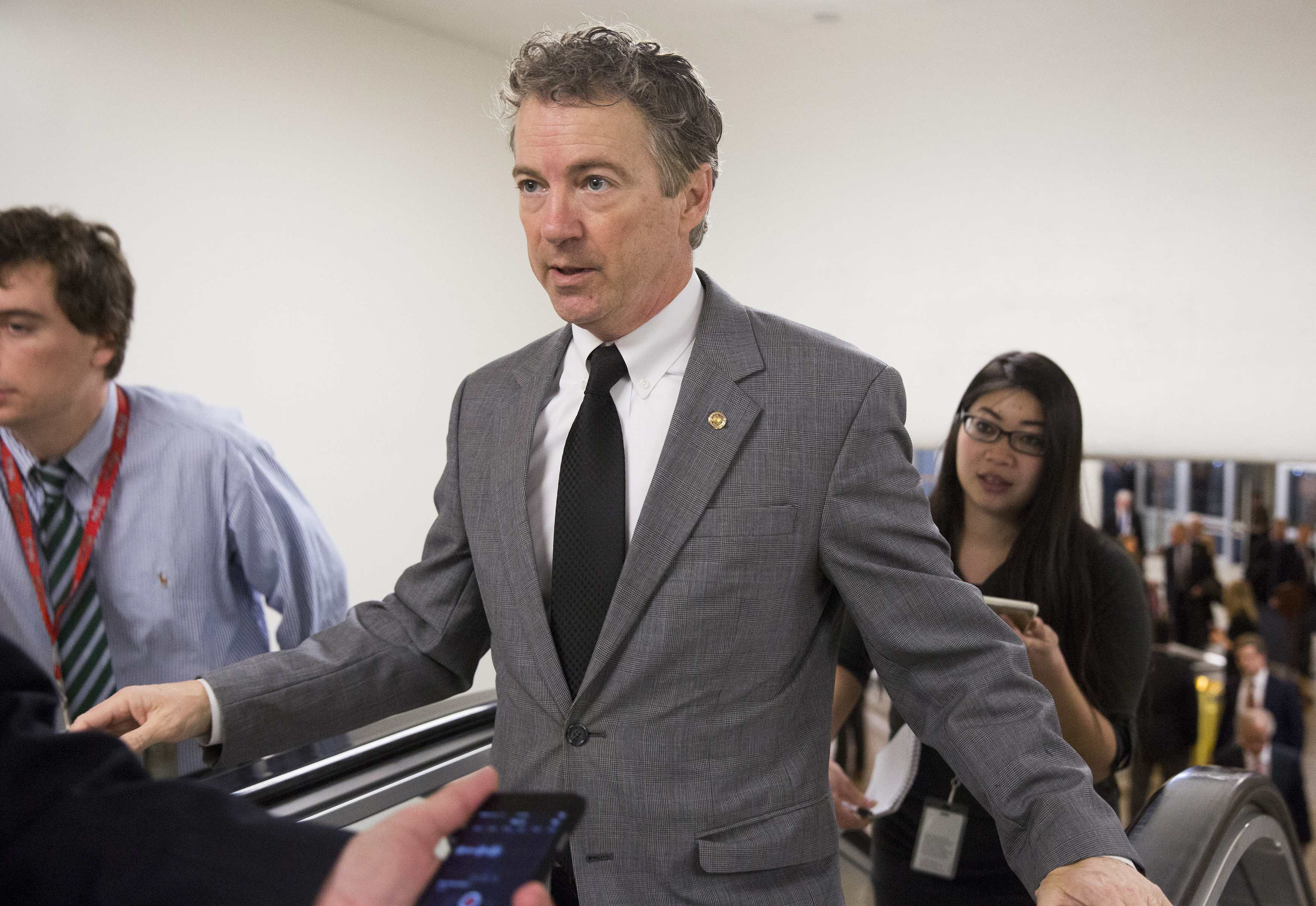 Rand Paul Says He Will Vote Against Loretta Lynch Being ...