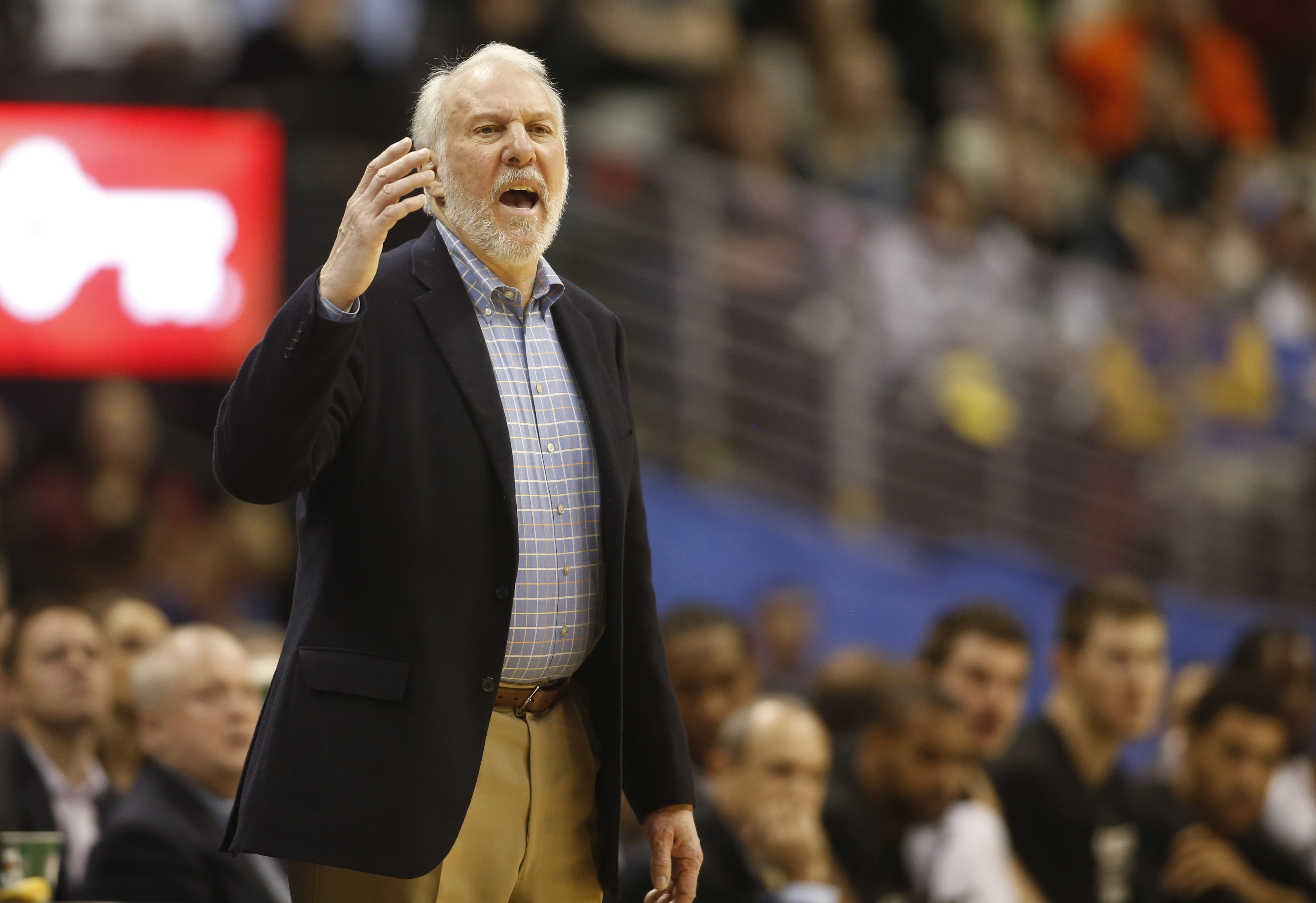 Lebron james continues to state case that gregg popovich is the best coach ever foxsports com - Gregg Popovich The Greatest Nba Coach Of All Time Cases For Phil Jackson Pat Riley Red Auerbach Others