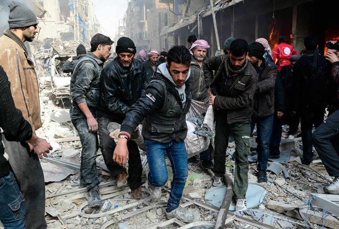 how to help ghouta syria