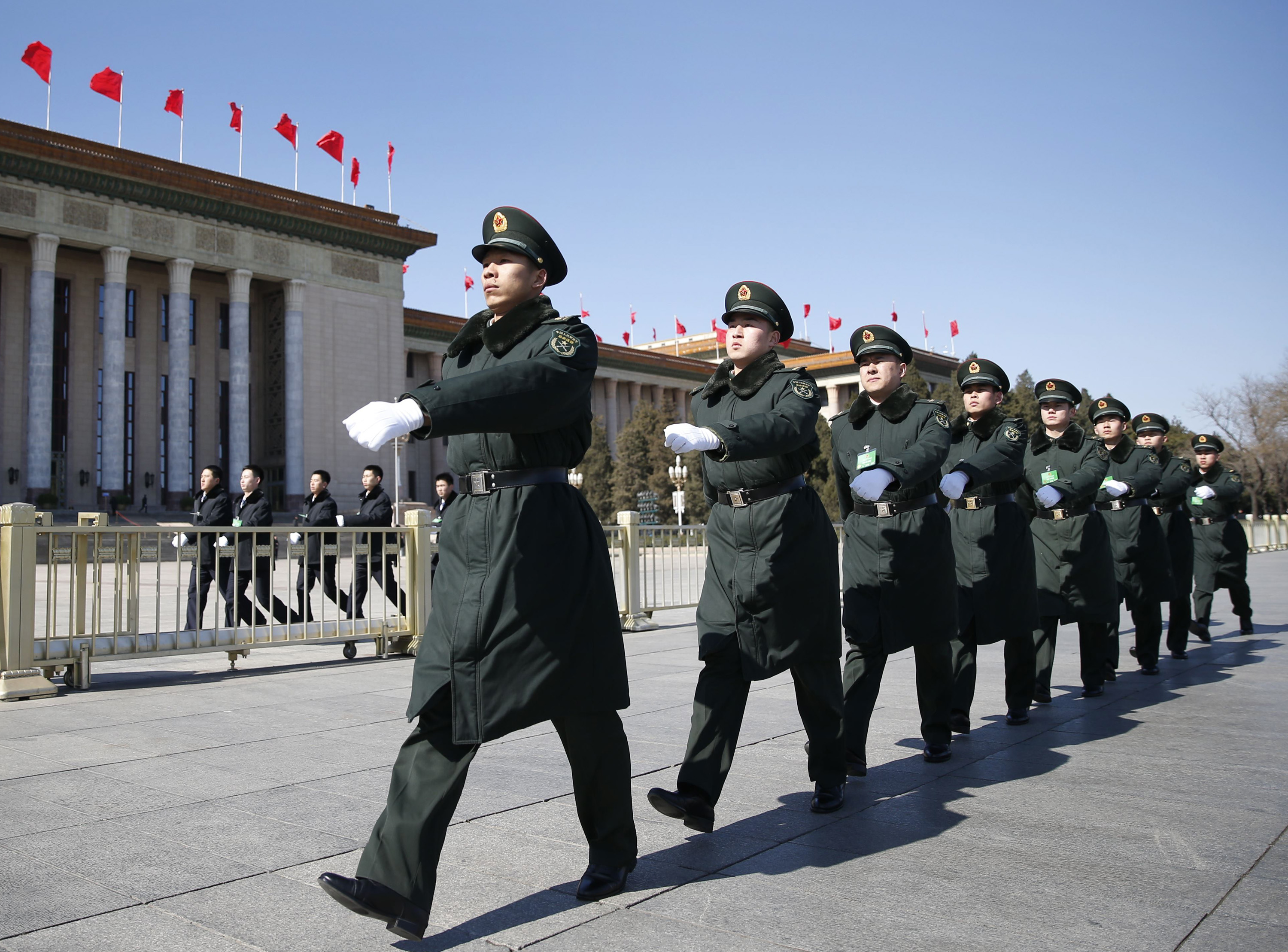 Pentagon warns of potential problems with militarily ...  China Armed Forces