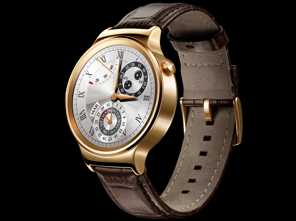 Apple Watch vs. Android Wear: Google Releases Smartwatch ...