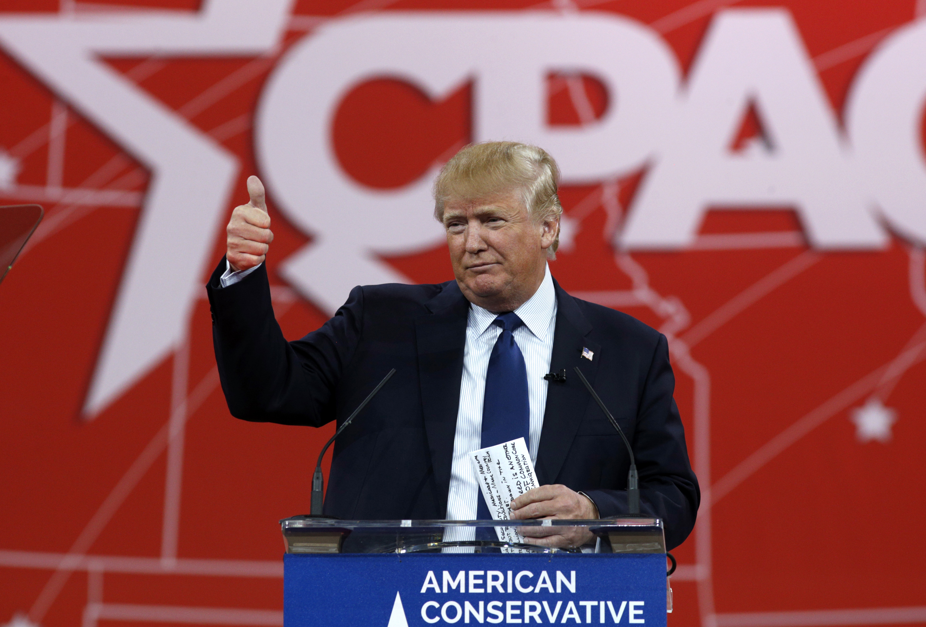Trump ran for US President to attract attention: Clay ...